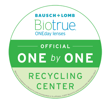 B+L ONE by ONE Recycling Program