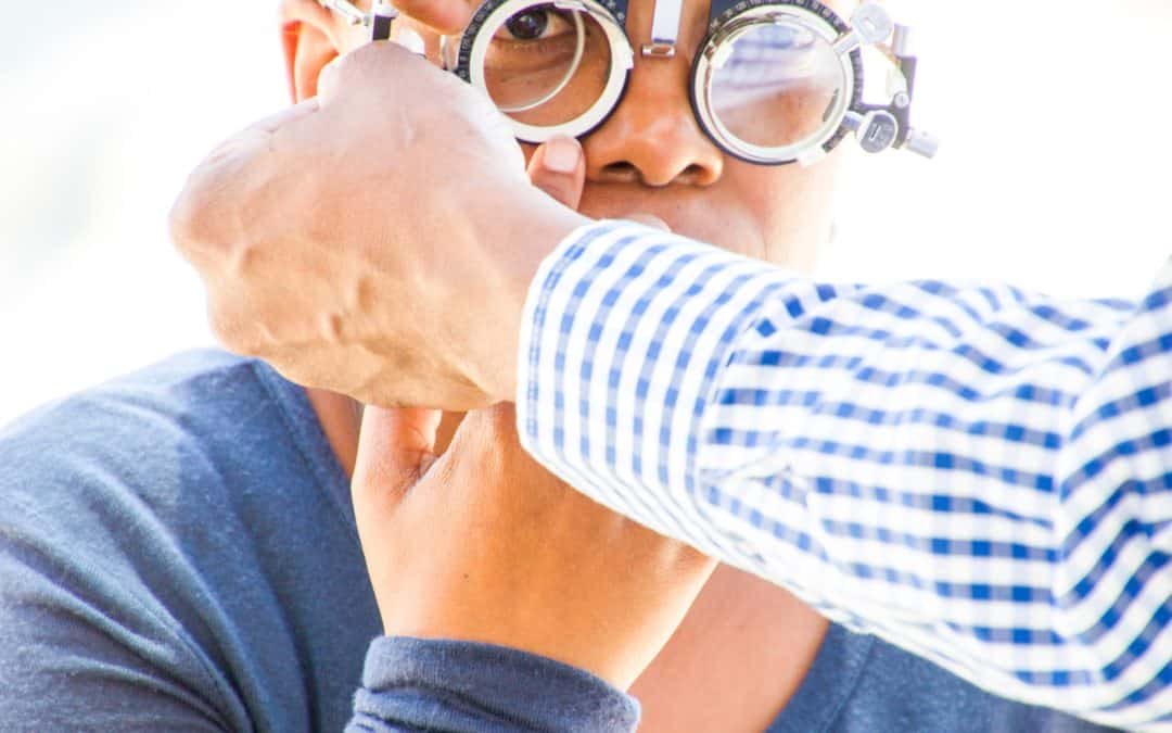 Low Vision Awareness Month