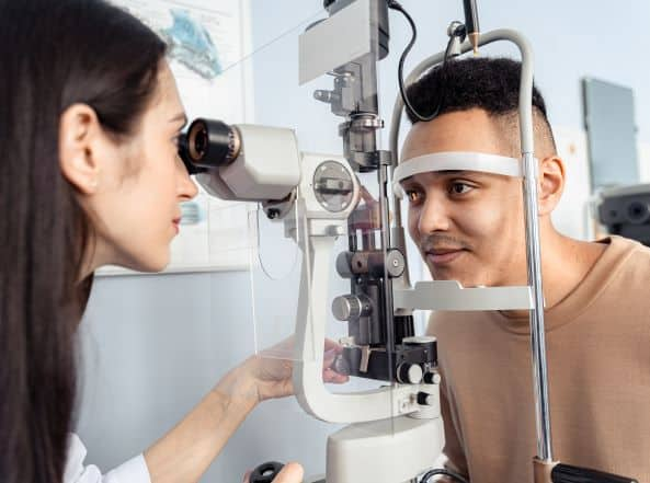 The Roles of an Optometrist, Ophthalmologist, & Optician